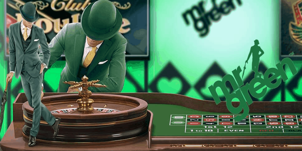 Mr Green Man Casino